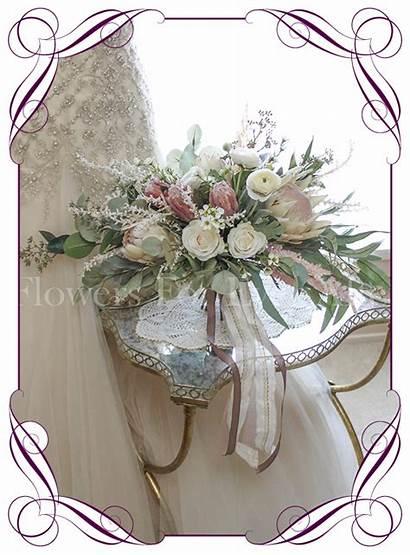Isobel Bridal Bouquet Artificial Silk Flowers Flower