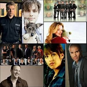 My favourite actors! Shemar Franklin Moore, Aj Cook ...