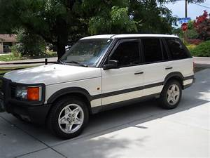 1996 Land Rover Range Rover - Overview