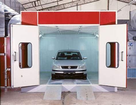 cabina forno attrezzatura in carrozzeria la cabina di verniciatura