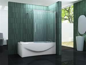 Schiebetür Für Bad : schiebet r duschtrennwand batch 120 x 150 badewanne ~ Frokenaadalensverden.com Haus und Dekorationen