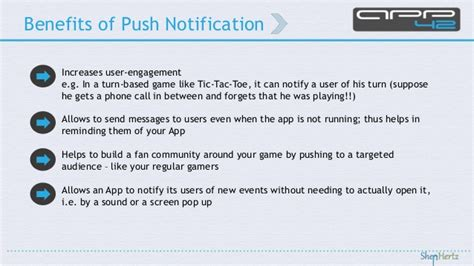 android push notification android push notification using app42 mobile backend as a
