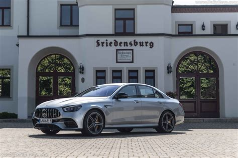It's also one of the most luxurious ways to take track tech to the road. 2021 Mercedes-Benz E63 S AMG Sedan - Dailyrevs