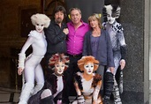 Lloyd Webber's Cats prowl to the big screen ...