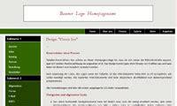 kostenlose homepagevorlagen html vorlagen webvorlagen
