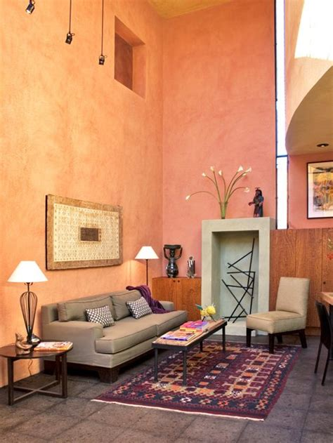 peach paint color ideas pictures remodel and decor