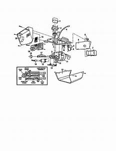 Craftsman 13953672srt1 Garage Door Opener Parts