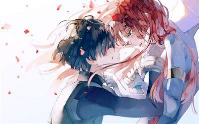 wallpapers   hiro manga cry darling