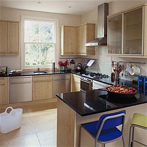 type de comptoir de cuisine décoration cuisine avec comptoir