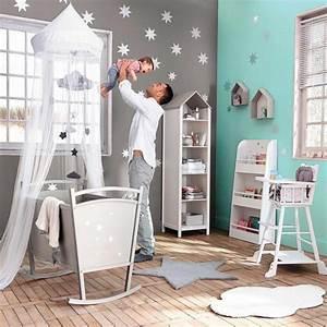 Idée Déco Chambre Bébé Garçon : 10 id es peintures pour chambre d 39 enfant ~ Nature-et-papiers.com Idées de Décoration