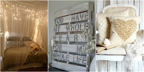 Free Decorating Ideas For Bedroom by 21 Diy Bedroom Decorating Ideas Country Living
