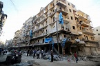 Syria: at least 15 feared dead as hospitals in rebel-held ...