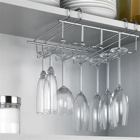 ustensile cuisine rack à verres à pieds rangement vaisselle