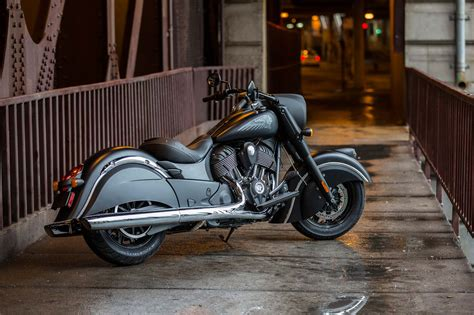 2018 Indian Chief Dark Horse Review • Total Motorcycle
