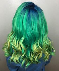 30 Magnetizing Mermaid Hair Color Ideas Real Life Fantasy