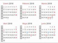 Calendario Escolar 2018 de Argentina Calendario 2018