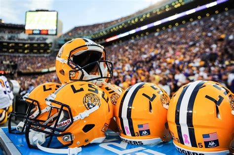 2020 LSU Gameday and Tailgating Rules