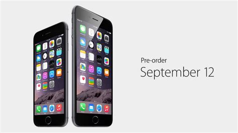 apple iphone 6 release date apple iphone 6 and iphone 6 plus price and release date