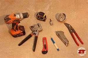 Outils De Plaquiste : brico monter une cloison en placo pl tre ~ Edinachiropracticcenter.com Idées de Décoration