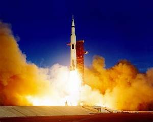 【HD】Launch Apollo 8 Saturn V - Awesome! - YouTube