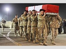 Remembering the fallen IEDs claimed most Canadian casualties
