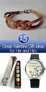 15 Great Valentine GIft ideas for Her and Him – Skinny ...