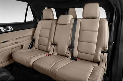 Explorer Ford Seat Rear Xlt Suv Motortrend