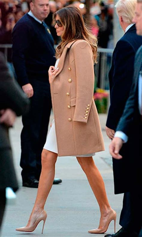 What Designers Will Melania Trump Wear As First Lady Photo