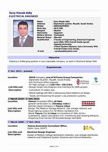 design electrical engineer cv With engineering cv