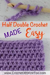 25+ unique Half double crochet ideas on Pinterest ...