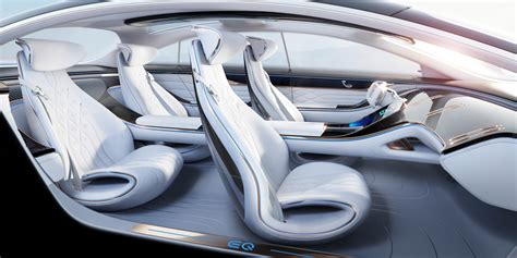 In conclusion, mercedes benz vision eqs is a luxury saloon from the future. Mercedes-Benz Vision EQS - 9tro
