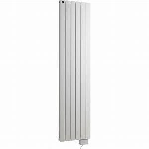 Radiateur Electrique Vertical 2000w Design : radiateur electrique vertical leroy merlin ~ Premium-room.com Idées de Décoration