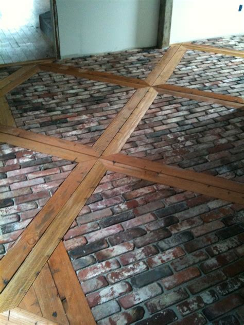 installing brick floor kitchen awesome brick floor vintage brick veneer