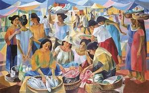 Vicente Silva Manansala Works on Sale at Auction & Biography