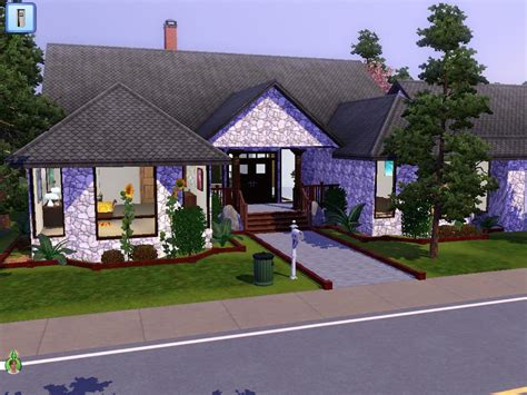 cozy house mod the sims cozy house for small family