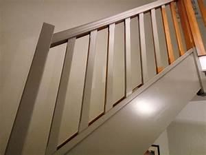 comment repeindre facilement un escalier en bois With repeindre un escalier en blanc 1 comment repeindre facilement un escalier en bois