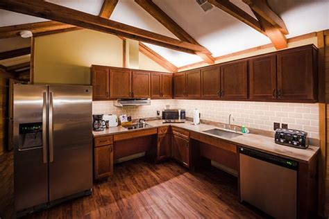 cabins wilderness fort disney rooms functional improvements offering while quality kitchen