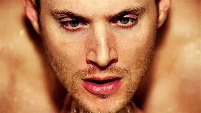 Jensen Ackles Uccidono Sguardi Ci Che Indietro