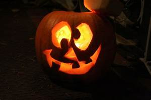 Goofy Jack O' Lantern | A goofy Jack O' Lantern. | Flickr