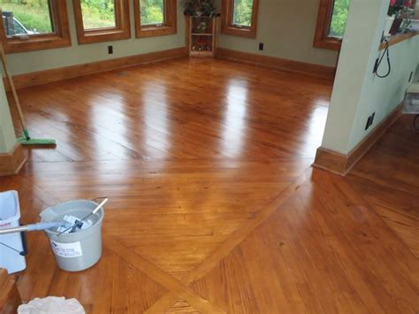 cleaning a wood floor this is actually the best way to clean hardwood floors