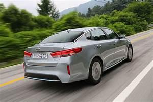 2016 Kia Optima PHEV review review Autocar