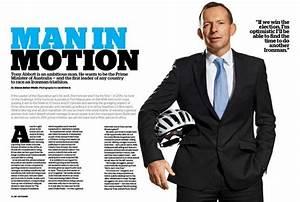 Tony Abbott Fitness Routine