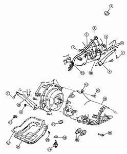 Dodge Ram 1500 Grommet  Timing Probe  Bnd  Nbr  Panclutch