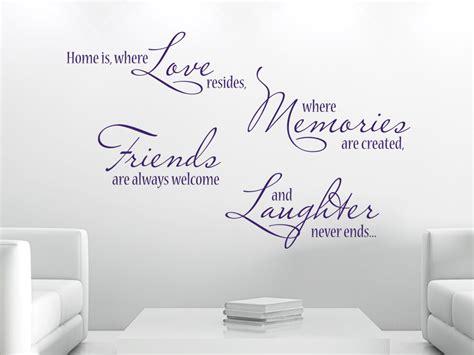 home sticker decorativ stickere perete
