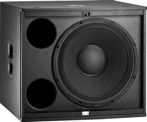 JBL EON618S Powered Subwoofer 18Inch 1000W PSSL