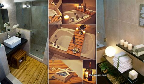 19 Affordable Decorating Ideas To Bring Spa Style To Your