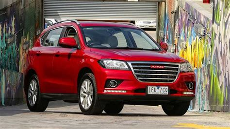 Suv That Holds Value by Review 2017 Haval H2 Review