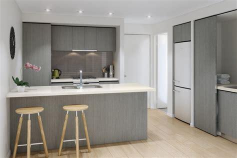 Design Ideas Kitchen Color Schemes by Kitchen Schemes Grey Minimalist Apartment Kitchen
