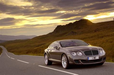 bentley continental 2009 bentley continental gt speed conceptcarz com