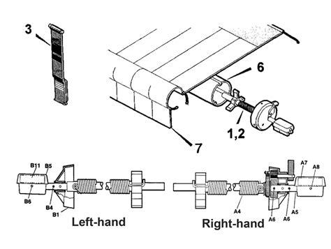 caravansplus spare parts diagrams dometic ae torsion springs